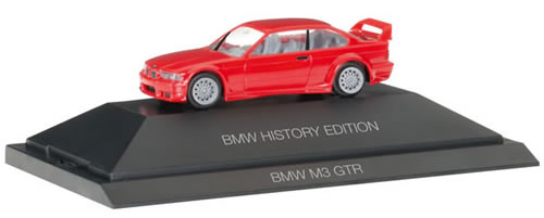 Herpa 102056 - BMW M3 GTR ($ 39.95) BMW History
