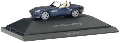 Herpa 102063 - BMW Z8 ($ 39.95) BMW History