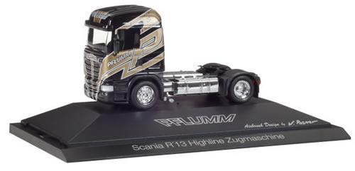 Herpa 110891 - Scania R HL Tractor Pflumm