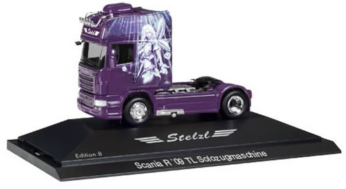 Herpa 110921 - Scania R TL Tractor P.C. Stelzl