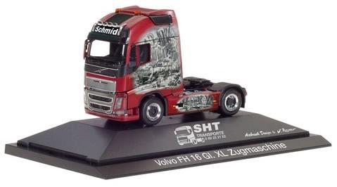 Herpa 110945 - Volvo FH GL SHT Transporte