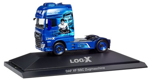 Herpa 110952 - DAF XF Rigid Tractor Only, P.C. The Boxer