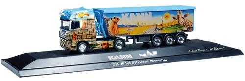 Herpa 121521 - DAF XF 105 (109.00) SSC Dump Truck Mai Logistik