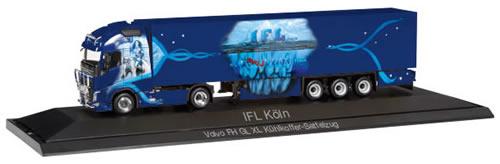 Herpa 121798 - Volvo FH Gl, Reefer Semi Ifl Koln