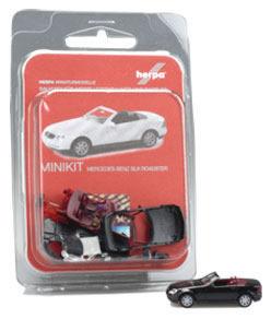 Herpa 12188 - Mercedes SLK Roadster Minikit