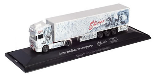 Herpa 121958 - Scania R TL Semi The Stones