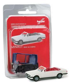 Herpa 12225 - BMW 3 Series Conv Minikit