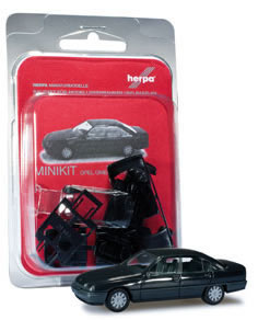 Herpa 12447 - Opel Omega A Limousine