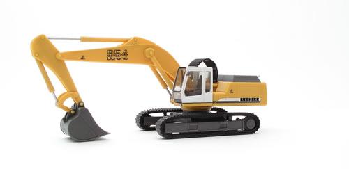 Herpa 148931 - Liebherr Excavator R 954