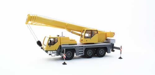 Herpa 150231 - Liebherr Crane LTM 1045 Mobile Liebherr