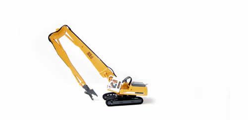 Herpa 152006 - Liebherr R954 Excavator