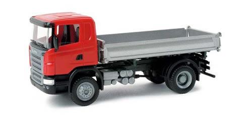 Herpa 156738 - Scania R dump truck