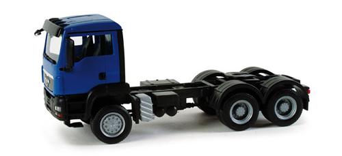 Herpa 158305 - MAN TGS M All-Wheel Drive Tractor