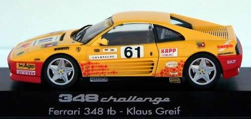 Herpa 181358 - Ferrari 348 TB Extra Shop No.61