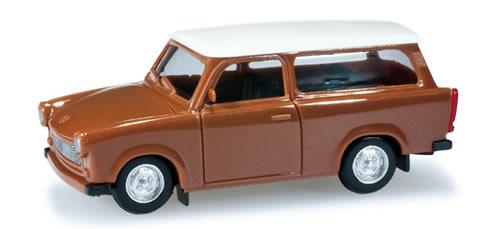 Herpa 20770 - Trabant 601s Universal