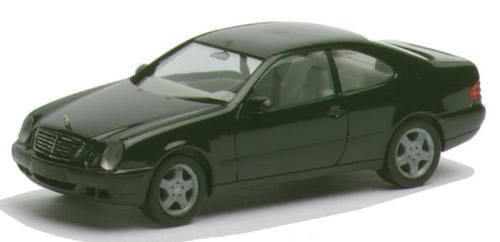 Herpa 22378 - Mercedes Clk (Red)