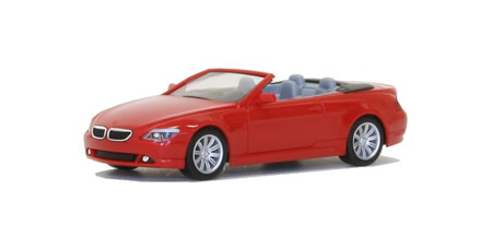 Herpa 23245 - BMW 6-Series Convertible 023245-002