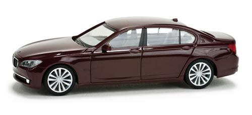 Herpa 24099 - BMW 7 08T, standard