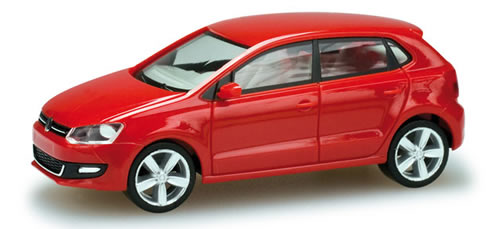 Herpa 24211 - VW Polo 4 doors