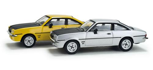Herpa 24389 - Opel Manta B Gt/E