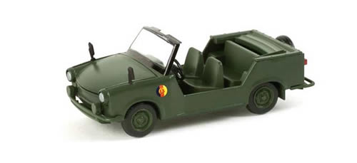 Herpa 24440 - Trabant 601 Military (23.25)