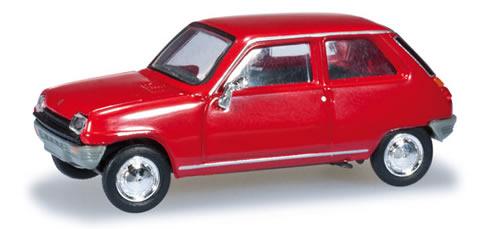 Herpa 24457 - Renault R 5