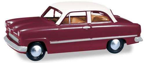 Herpa 24686 - Ford Taunus Sedan 024686-004