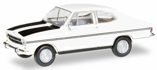 Herpa 24914 - Opel Kadett B Coupe Rallye