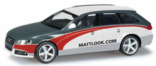 Herpa 27601 - Audi A4 Avant (34.95) Mattlook.Com