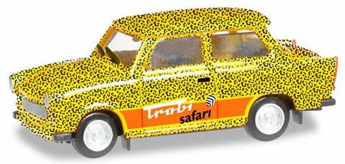Herpa 27625 - Trabant 601 Trabi-World - Leopard