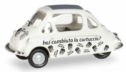 Herpa 27700 - Heinkel  Carello