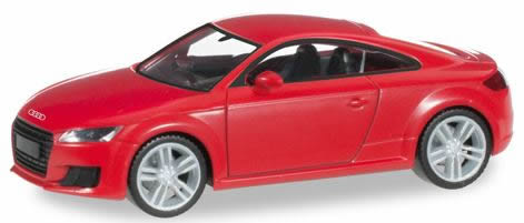 Herpa 28356 - Audi TT Coupe