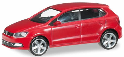 Herpa 28370 - VW Polo Hatch Back