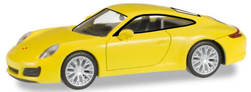 Herpa 28639 - Porsche 911 Carrera 4 S