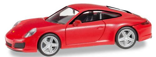 Herpa 28646 - Porsche 911 Carrera 4