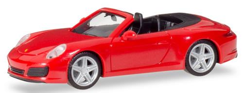 Herpa 28844 - Porsche 911 Carrera 2 Cabrio