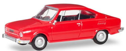 Herpa 28875 - Skoda 110 R Traffic Red