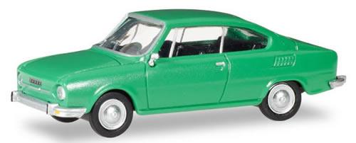 Herpa 28882 - Skoda 110 R Traffic Green