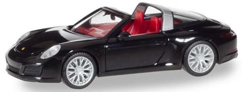 Herpa 28905 - Porsche 911 Targa 4S
