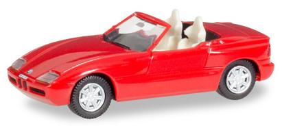 Herpa 28912 - BMW Z1 Roadster W/License Plate