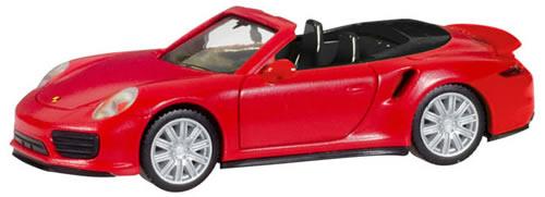 Herpa 28929 - Porsche 911 Turbo, Convertible