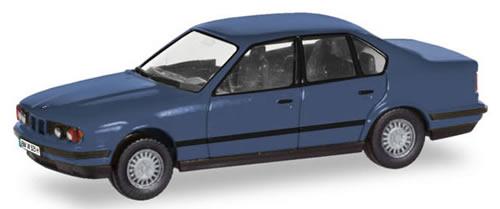 Herpa 28936 - BMW 5 Series W/License Plate Herpa