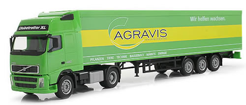 Herpa 289788 - Volvo FH12 Semi (39.95) Extra Shop Agravis