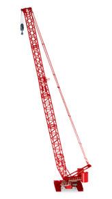 Herpa 304566 - Liebherr Crane LR 1600/2 - Riga Mainz