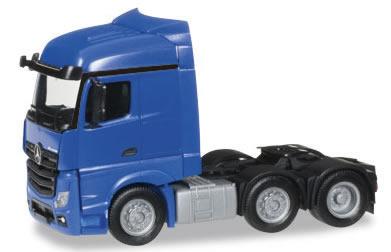 Herpa 305174 - Mercedes Actros Streamspace 6X2 Tractor
