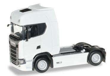 Herpa 306768 - Scania CS20 Tractor