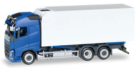 Herpa 307079 - Volvo FH GL Reefer Truck Undecorated