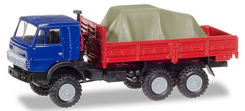 Herpa 307635 - Pick-Up With Load (37.95)