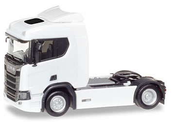 Herpa 307642 - Scania CR 20 HD Tractor White