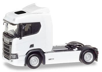 Herpa 307642 - Scania CR 20 HD Tractor White